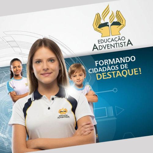 Campanha Educação Adventista
