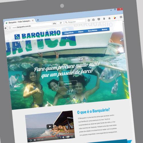 Site Barquário